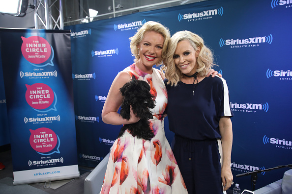 "Katherine Heigl「Jenny McCarthy's ""Inner Circle"" Series On Her SiriusXM Show ""The Jenny McCarthy Show"" With Katherine Heigl」:写真・画像(14)[壁紙.com]"