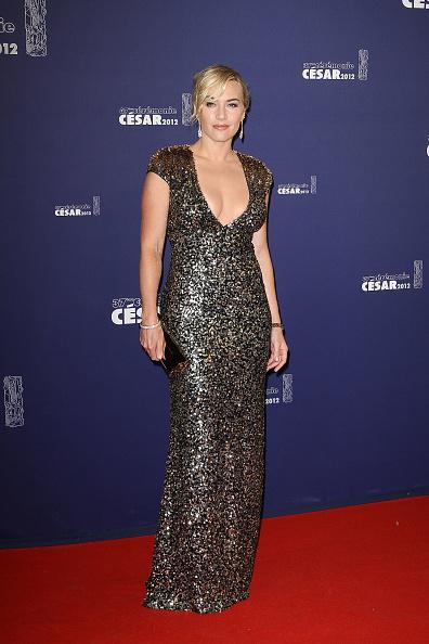 Gold Colored「Red Carpet Arrivals - Cesar Film Awards 2012」:写真・画像(12)[壁紙.com]