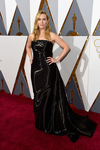 Evening Gown「88th Annual Academy Awards - Arrivals」:写真・画像(6)[壁紙.com]