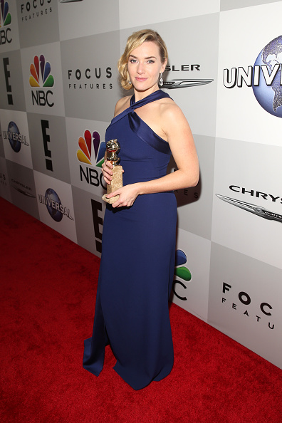 Blue Dress「Universal, NBC, Focus Features, E! Entertainment - Sponsored by Chrysler - After Party」:写真・画像(12)[壁紙.com]