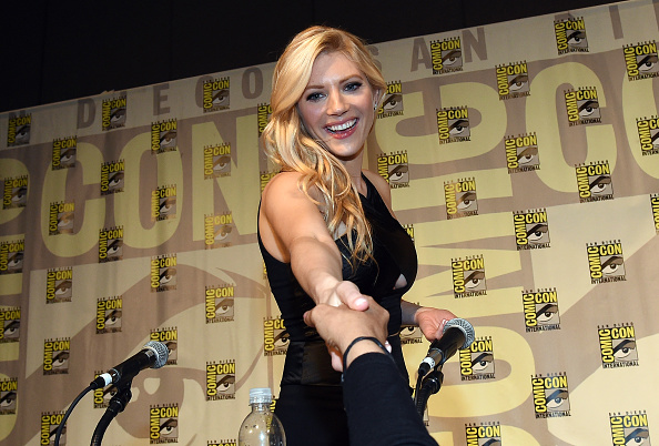 Television Show「'Vikings' At Comic-Con International 2015」:写真・画像(10)[壁紙.com]