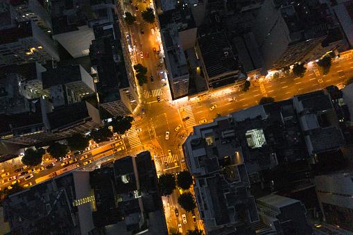 Avenue「Top view of Copacabana in Rio de Janeiro」:スマホ壁紙(14)
