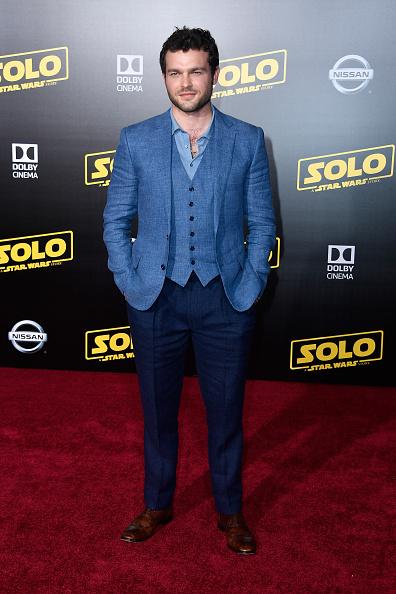 1人「Premiere Of Disney Pictures And Lucasfilm's 'Solo: A Star Wars Story' - Arrivals」:写真・画像(6)[壁紙.com]