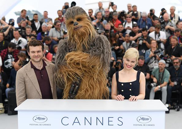 """スター・ウォーズ・シリーズ「""""Solo:  A Star Wars Story"""" Photocall - The 71st Annual Cannes Film Festival」:写真・画像(16)[壁紙.com]"""