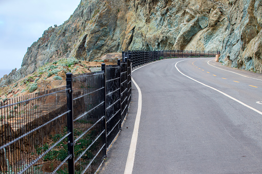 California State Route 1「Part of Abandoned Highway 1 near San Francisco」:スマホ壁紙(17)