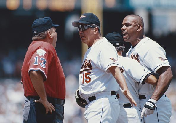 野球監督 デーブ・ジョンソン「Boston Red Sox vs Baltimore Orioles」:写真・画像(0)[壁紙.com]