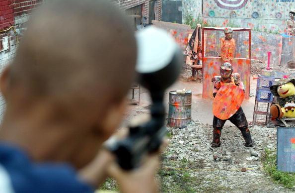Coney Island - Brooklyn「New Yorkers Take Aim At 'Freak' In Coney Island Game」:写真・画像(10)[壁紙.com]