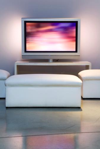 High Definition Television - Television Set「Apartment with Plasma television」:スマホ壁紙(16)