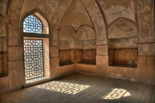 Iran「Room in Ali Qapu Palace, Esfahan, Iran」:スマホ壁紙(8)