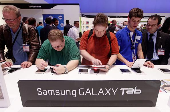 Samsung Galaxy「IFA Technology Fair」:写真・画像(15)[壁紙.com]
