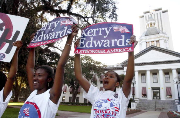 Florida - US State「Florida Voters Go To The Polls」:写真・画像(18)[壁紙.com]