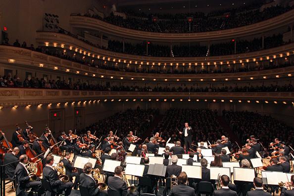 Carnegie Hall「Daniele Gatti」:写真・画像(9)[壁紙.com]