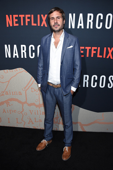 USA「'Narcos' Season 3 New York Screening - Arrivals」:写真・画像(11)[壁紙.com]