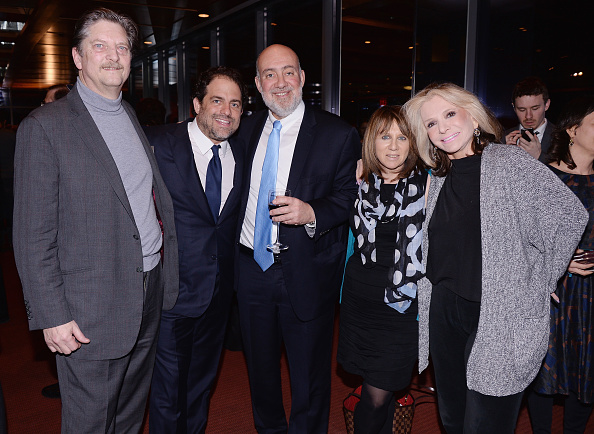 "Stephen Lovekin「New York Premiere Of The HBO Documentary Film ""Night Will Fall""」:写真・画像(11)[壁紙.com]"