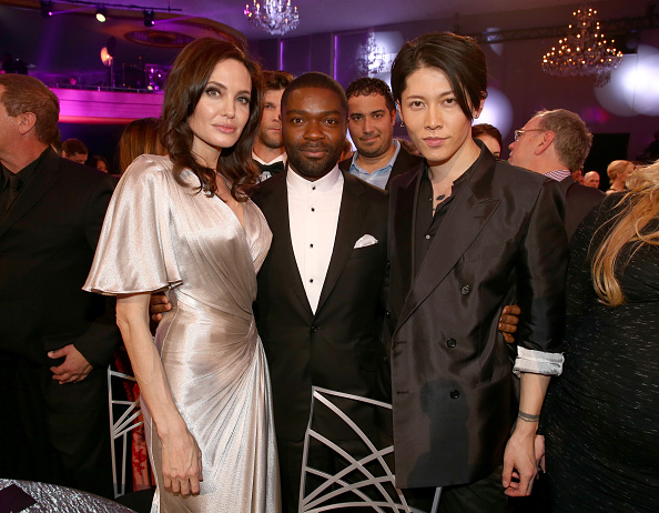 White Gold「20th Annual Critics' Choice Movie Awards - Backstage And Audience」:写真・画像(15)[壁紙.com]