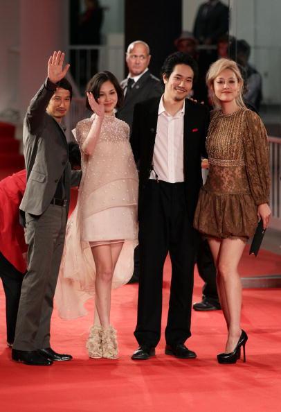Kiko Mizuhara「Norwegian Wood - Premiere:67th Venice Film Festival」:写真・画像(16)[壁紙.com]