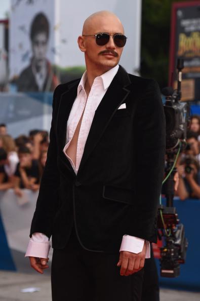 St「Premieres: 71st Venice Film Festival - Jaeger-LeCoultre Collection」:写真・画像(14)[壁紙.com]
