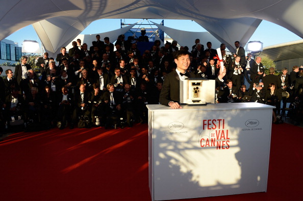 66th International Cannes Film Festival「Palme D'Or Winners Photocall - The 66th Annual Cannes Film Festival」:写真・画像(8)[壁紙.com]
