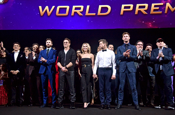 "Premiere Event「Los Angeles World Premiere Of Marvel Studios' ""Avengers: Endgame""」:写真・画像(1)[壁紙.com]"