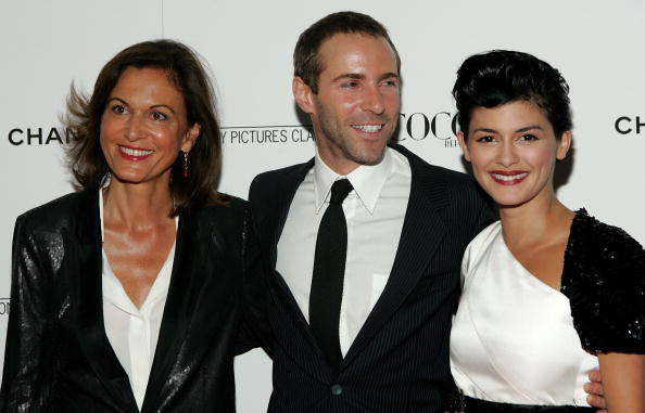 """Audrey Tautou「CHANEL Presents the New York Premiere of """"Coco Before CHANEL"""" - Red Carpet」:写真・画像(4)[壁紙.com]"""