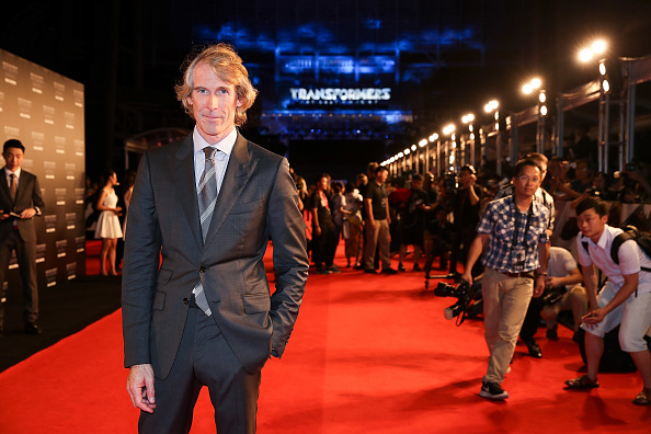 Director「'Transformers: The Last Knight' China World Premiere and Ten Year Anniversary Celebration」:写真・画像(12)[壁紙.com]