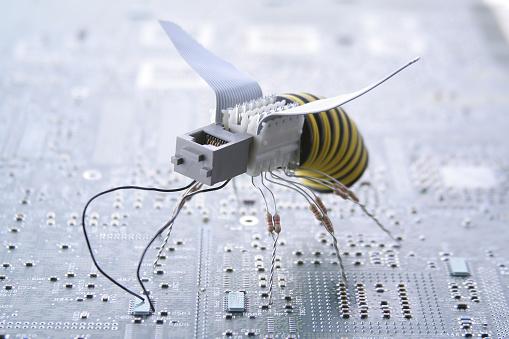CPU「Future Wasp」:スマホ壁紙(15)