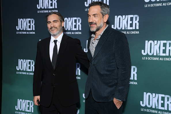 "Film Industry「""Joker"" Premiere At Cinema UGC Normandy In Paris」:写真・画像(12)[壁紙.com]"