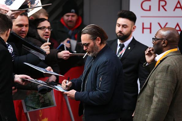 数人「'Don't Worry, He Won't Get Far on Foot' Photo Call - 68th Berlinale International Film Festival」:写真・画像(19)[壁紙.com]