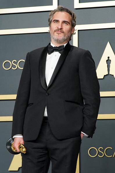 Beard「92nd Annual Academy Awards - Press Room」:写真・画像(17)[壁紙.com]