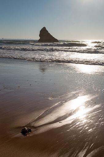 Wave「Praia da Dona Ana near Lagos, Algarve」:スマホ壁紙(19)