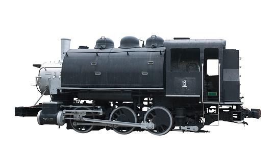 SL「蒸気機関車、クリッピングパス」:スマホ壁紙(1)