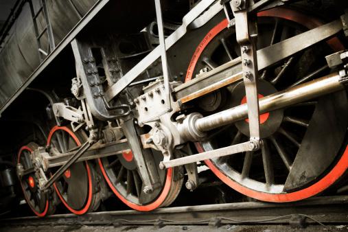 鉄道・列車「蒸気機関車」:スマホ壁紙(11)