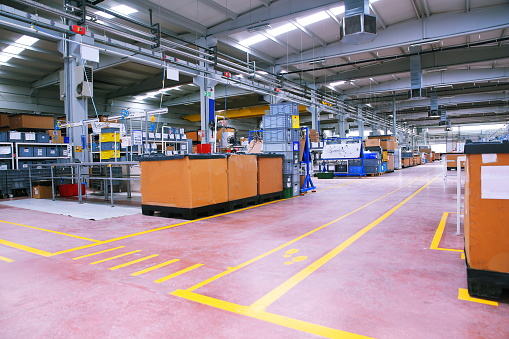 Innovation「Manufacturing factory」:スマホ壁紙(8)
