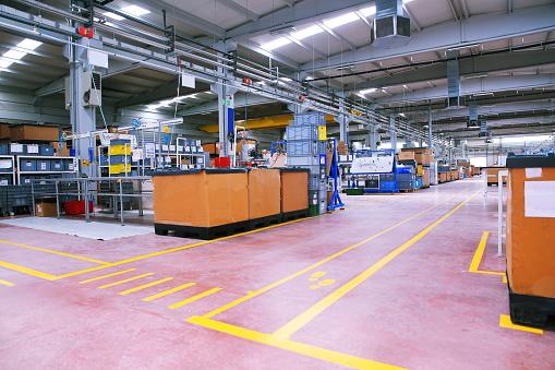 Workshop「Manufacturing factory」:スマホ壁紙(5)
