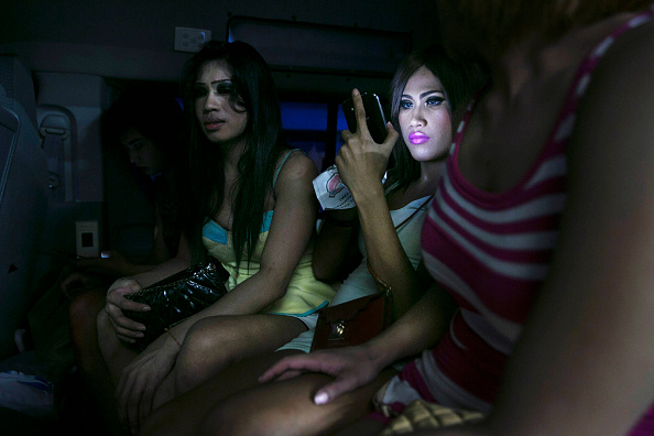 タイ王国「Crime Reduction Campaign In Pattaya Clamps Down On Thai Ladyboys」:写真・画像(16)[壁紙.com]