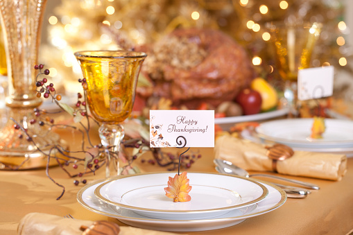 Place Card「Holiday Dining」:スマホ壁紙(11)
