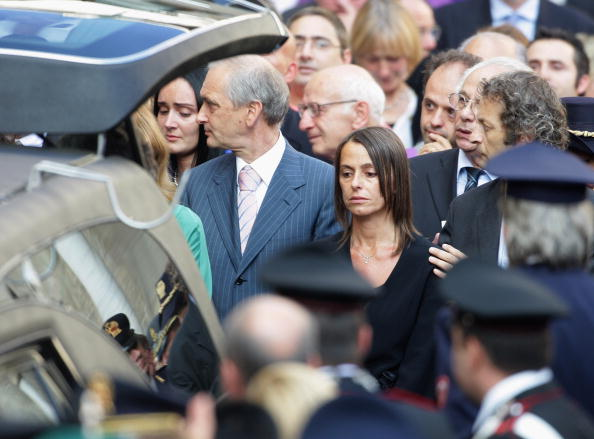 Franco Origlia「Funeral Takes Place For Opera Star Luciano Pavarotti」:写真・画像(9)[壁紙.com]