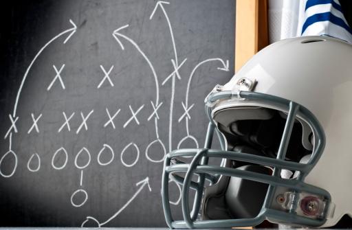 Athlete「Football」:スマホ壁紙(15)