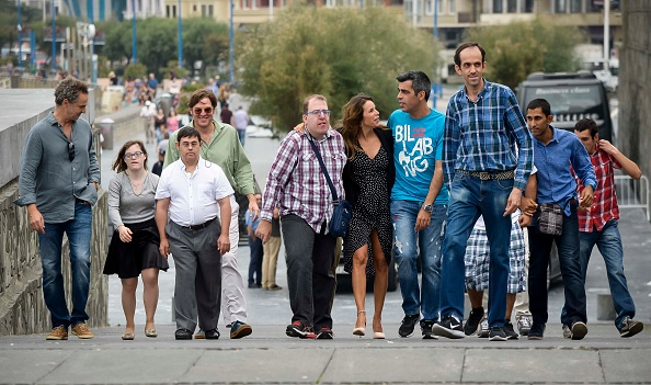 Jose Lopez「'Ni Distintos Ni Diferentes: Campeones' Photocall - 66th San Sebastian Film Festival」:写真・画像(1)[壁紙.com]