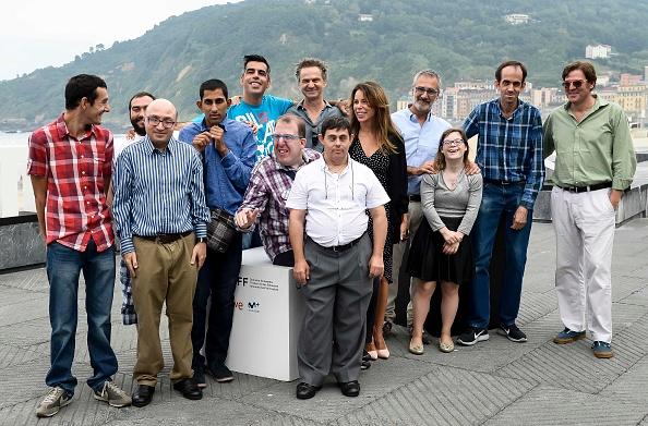 Jose Lopez「'Ni Distintos Ni Diferentes: Campeones' Photocall - 66th San Sebastian Film Festival」:写真・画像(3)[壁紙.com]