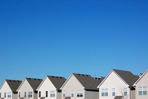 Row House「Uniformity in Housing」:スマホ壁紙(3)