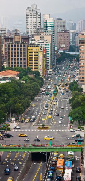Boulevard「Downtown Taipei」:スマホ壁紙(0)