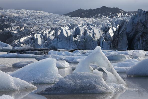 Glacier「Iceland Undergoes Change From Impact Of Global Warming」:写真・画像(18)[壁紙.com]