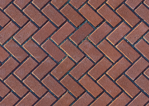Footpath「Herringbone Brick Pavers」:スマホ壁紙(8)