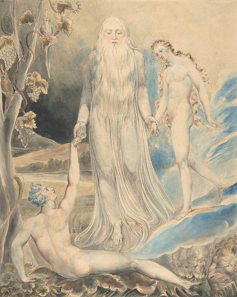 Garden Of Eden - Old Testament「Angel Of The Divine Presence Bringing Eve To Adam (The Creation Of Eve」:写真・画像(13)[壁紙.com]