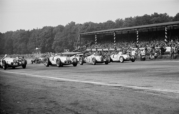 Klemantaski Collection「The Donington Grand Prix」:写真・画像(4)[壁紙.com]