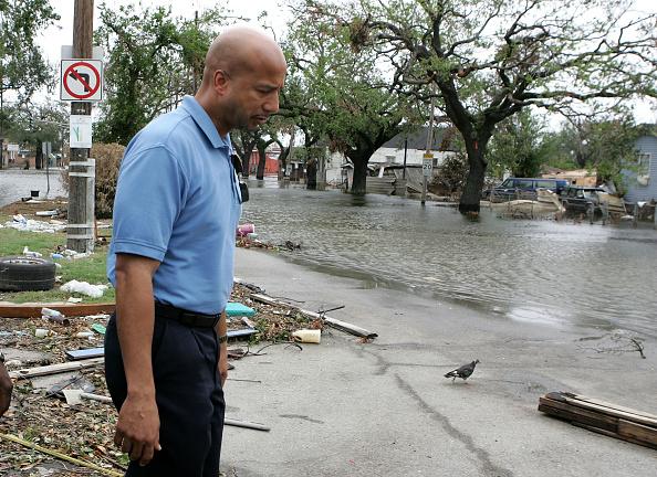 Justin Sullivan「New Orleans Feels Effects Of Hurricane Rita」:写真・画像(8)[壁紙.com]