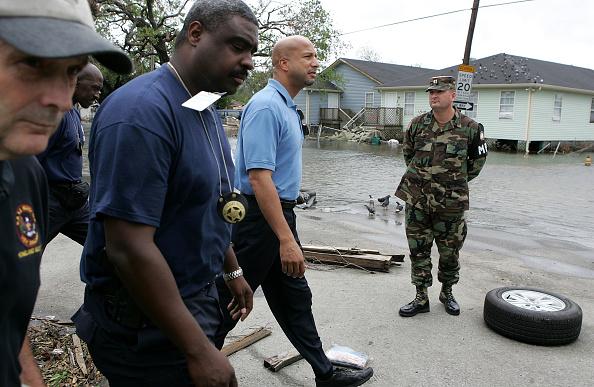 Justin Sullivan「New Orleans Feels Effects Of Hurricane Rita」:写真・画像(7)[壁紙.com]