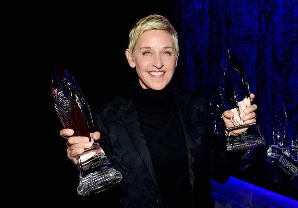 People's Choice Awards「People's Choice Awards 2016 - Backstage And Audience」:写真・画像(14)[壁紙.com]