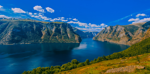 Earth Goddess「World Famous Geiranger Fjords of Norway」:スマホ壁紙(11)